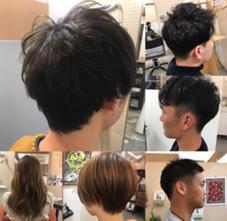 carre hair所属の門田晴佳