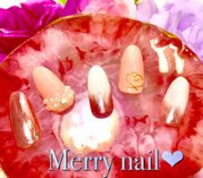 Merry eyelash&Merrynail所属の佐々木まりほ