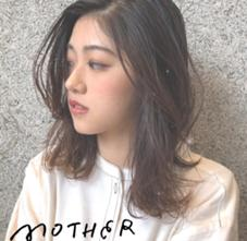 MOTHER所属の小池美和子トップスタイリスト