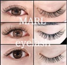 MARL eyelash所属の小嶋千穂