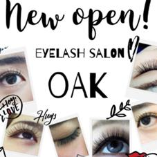 Eyelash salon oak所属のsalonoak