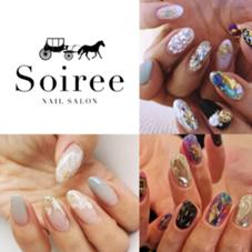 nail salon Soiree所属のK.TAKAMI
