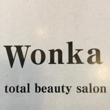 total beauty salon wonka所属の佐藤 愛
