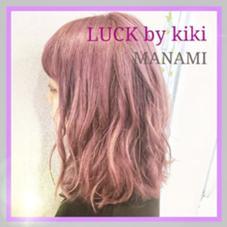 LUCK by kiki所属の竹田真奈美