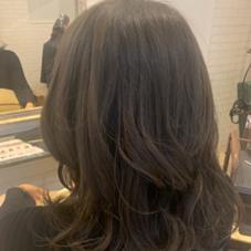 Hair&carecotton所属の手島エレン明美