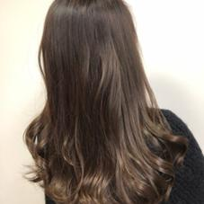 hair people原宿所属の大竹杏奈