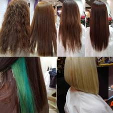 SENSES hairdesign 八王子所属の福島 健美 TAKE