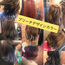 SENSES hairdesign 八王子所属のYUYA