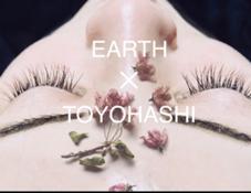 hair&make EARTH豊橋店所属の岩瀬萌伽