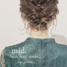 mid hair所属のたかなしともみ