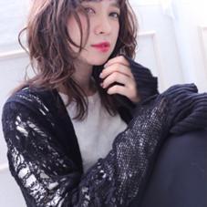 hair salon vionas所属のK.mai