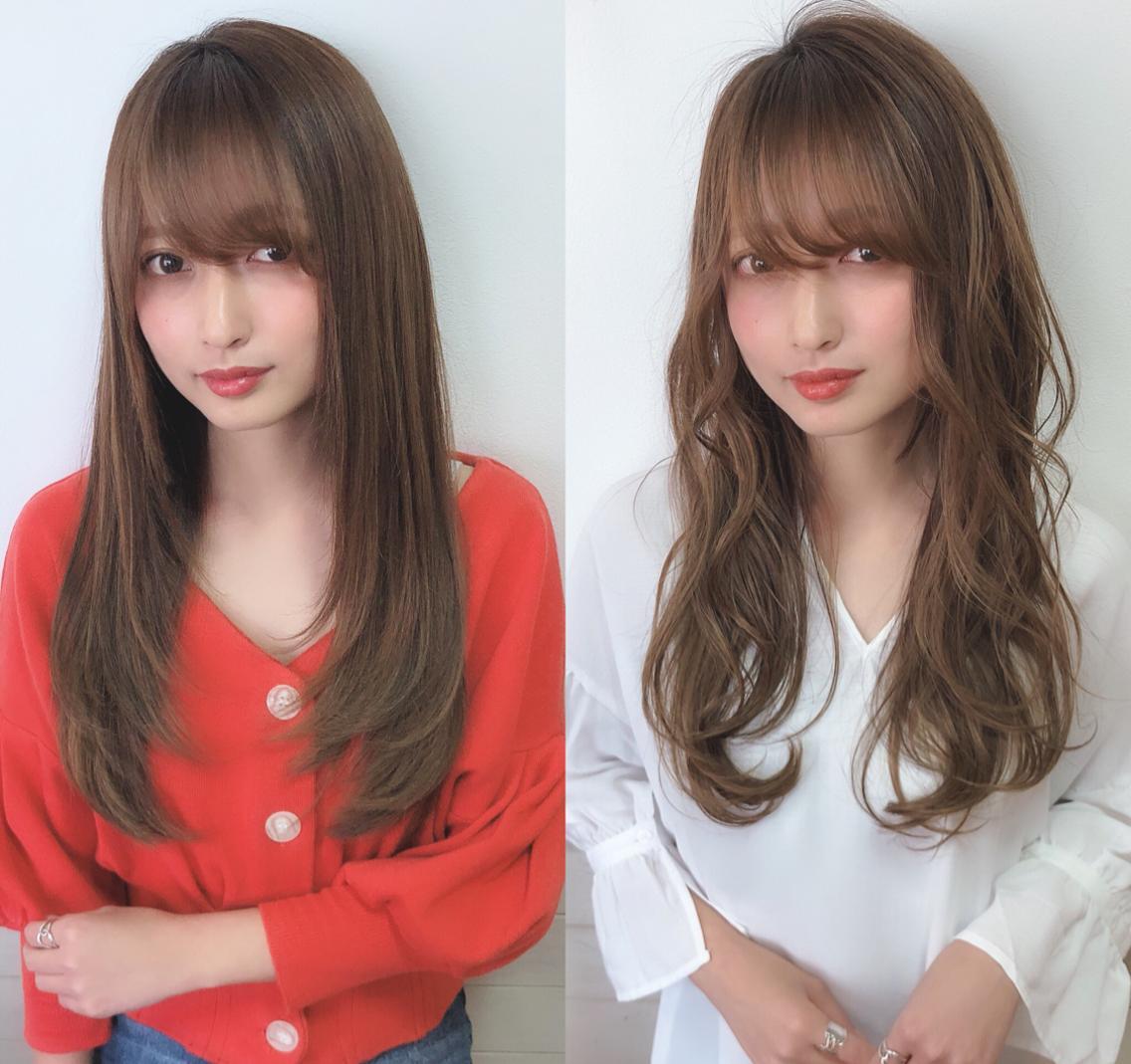 【ミディアム〜ロングの方】カットモデルを募集しています!毛先を少し切りたい方!!
