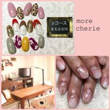 nail more cherie【モアシェリー】所属の田中 博子