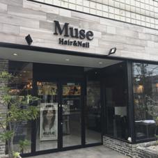 HAIR&NAIL MUSE ミューズ西船橋所属の小畑佳小里