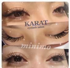 eyelash salon KARAT所属の★REINA★