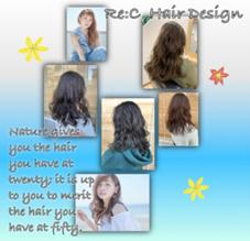 Re:C HairDesign大船西口店所属の✨Ryu✨