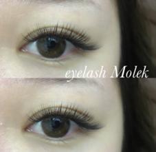 eyelashMolek所属のアイラッシュモレそき