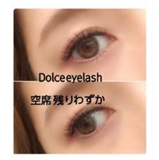 dolce eye lash所属のdolceeyelash