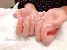 Smile nail laboratory所属のsmilenail_labo