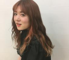 hair&gallerybooksmoloco所属の石川春香
