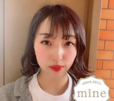 mine国分寺店所属の井口綾莉
