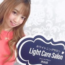 LightCareSalon渋谷所属の佐々木優樹