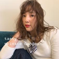 Tasty ~private garden~所属の中山唯奈