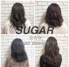 Sugarhairdesign所属の平塚紗弥香