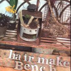 hair make Bench所属の林朋史