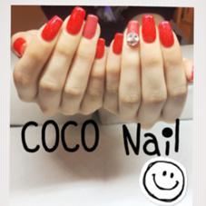 COCONail所属の井上亮子