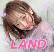 LAND所属の🌹治田優奈🌹(ハルタユウナ)