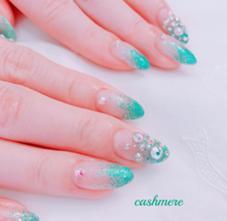 nail & atelier cashmere所属のmiyazakiaco
