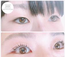 Nail&EyelashJuJu所属のまつげ&ネイルJuJu