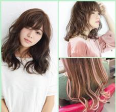 hair make  EARTH所属の白川俊