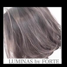 LUMINAS by FORTE 所属の山崎南