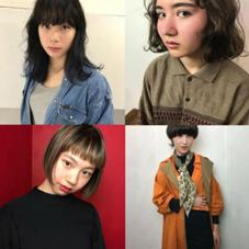 HairMakeDesign Paf所属の楠本 菜月