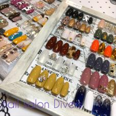 nail salon Divers所属のaseieri