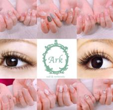 Ark nail&eyebeauty所属のArkNail&eye