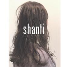 Shanti 西18丁目店所属のトップスタイリストMiuraAyaka