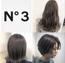 【N°3〜hairlounge〜溝の口】ナンバースリーヘアラウンジ所属の本田嘉好