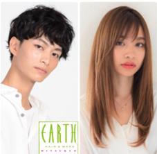 Hair&MakeEARTH 三ツ境店所属のEARTH三ツ境店水野