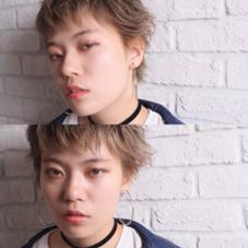 hair salon your's所属の田島亜弥