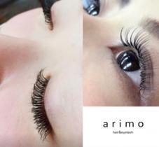 arimohair&eyelash所属のarimoarimo