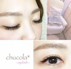 chucola*~eyelash~所属のchucola*