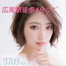 TAO193所属の南貴大【サロン代表】