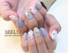 MIEUO-privatenailsalon-所属の穐西美香