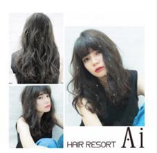 hair resort Ai北千住店所属の山本美紀