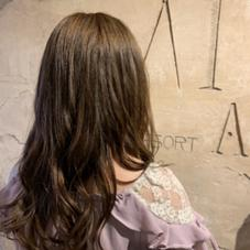 hairresortAi上野店a所属の上村夢々