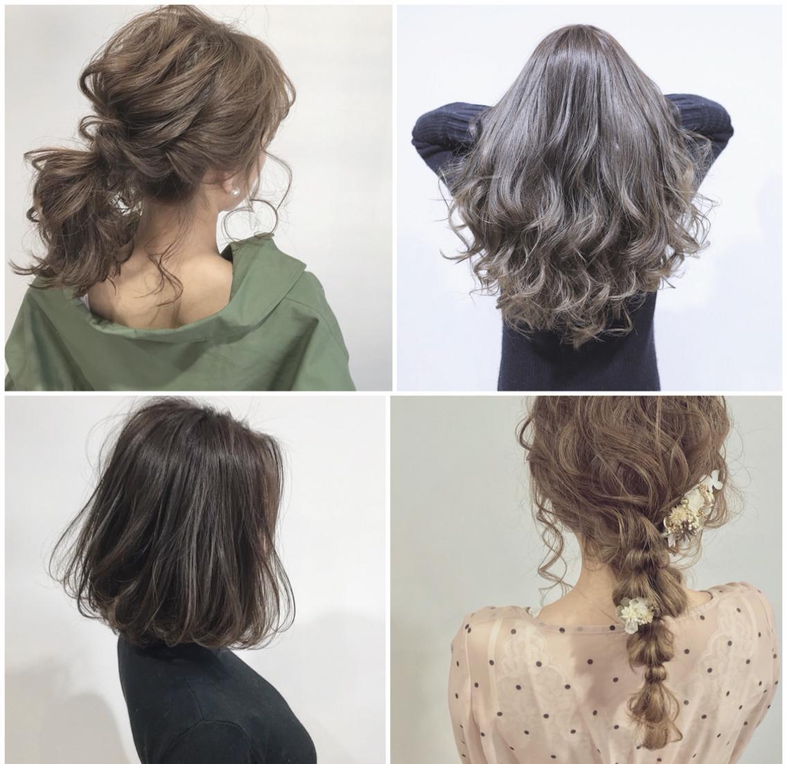 1月、2月限定★ヘアアレンジモデル募集中★