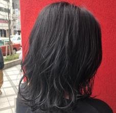 hair&makeearth京都駅前店所属の後藤彬那